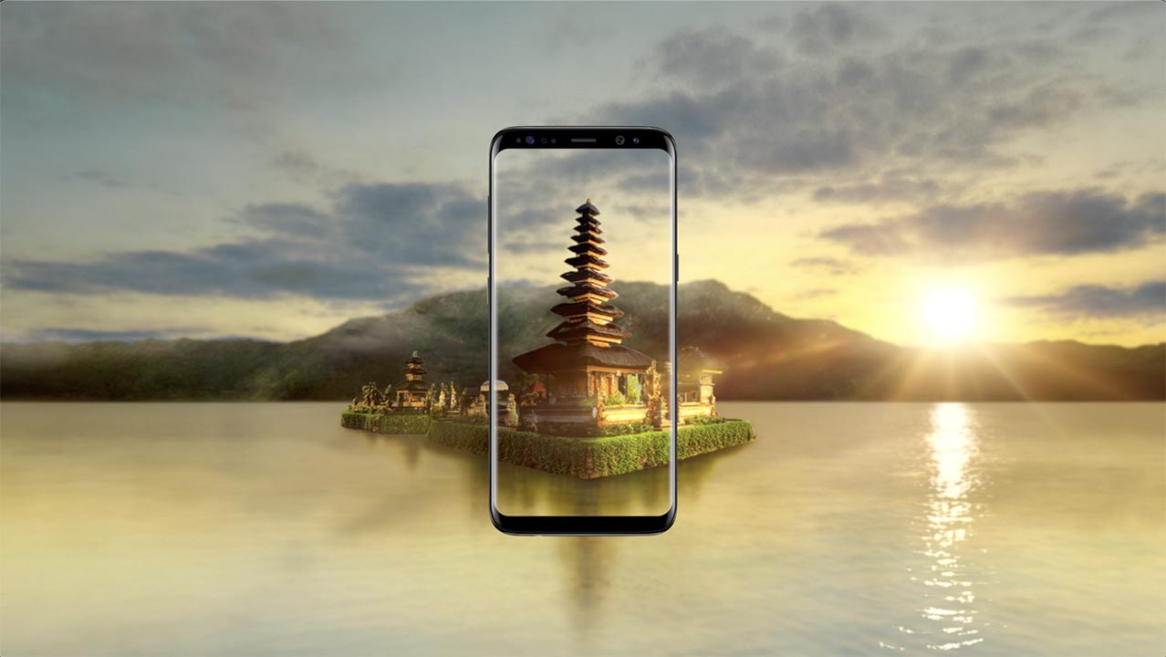 Samsung S8 bedugul