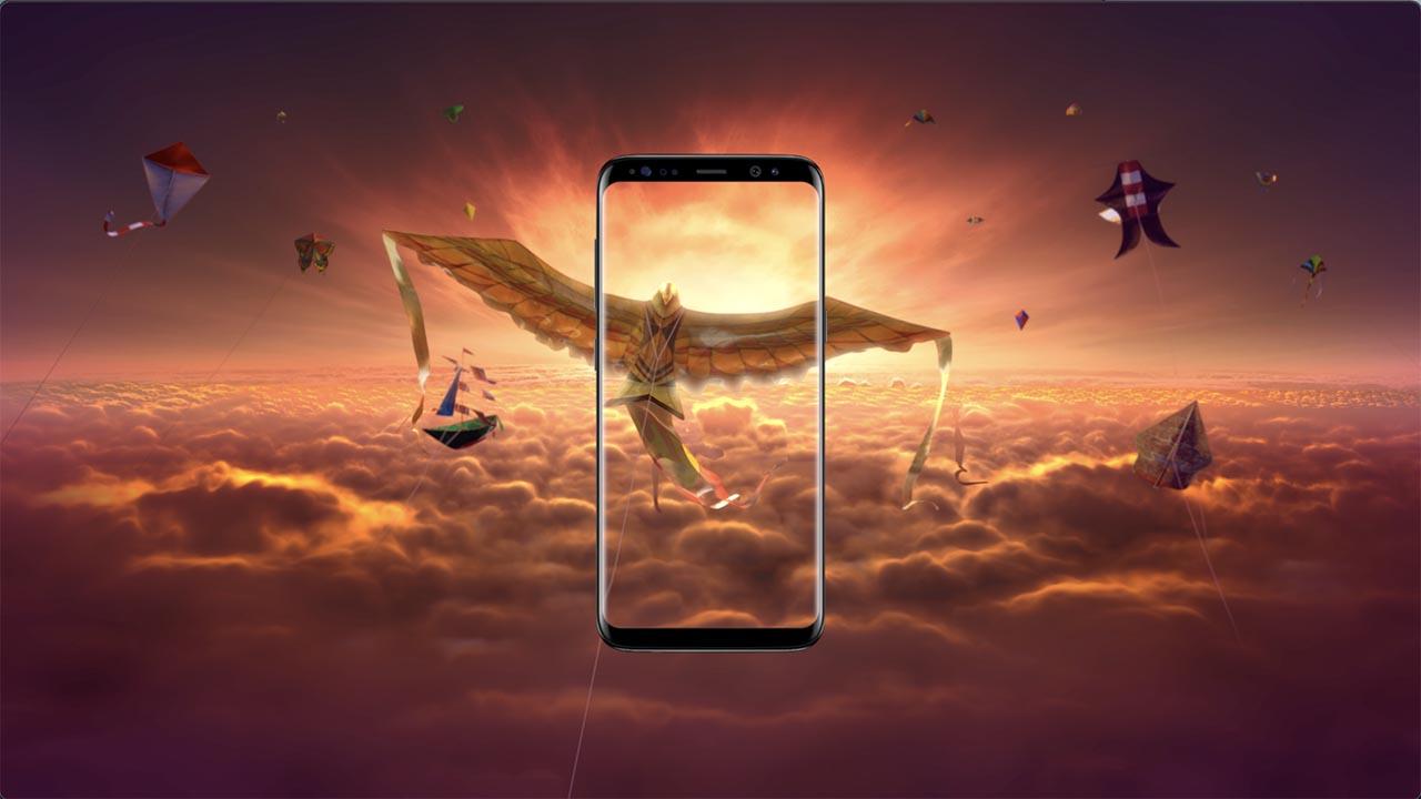 Samsung S8 Kite