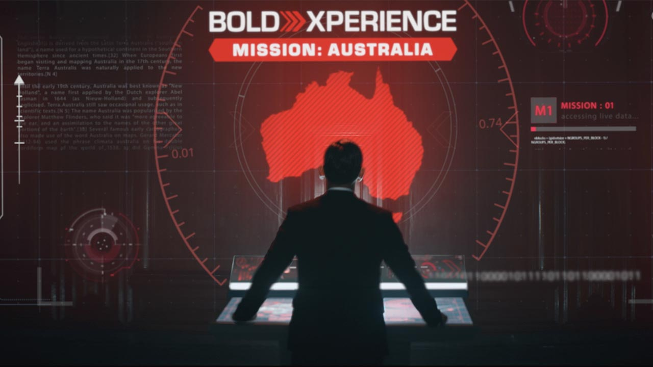 Bold Xperience